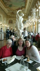 Lunch at Musee d'Orsay 6 nov 2014